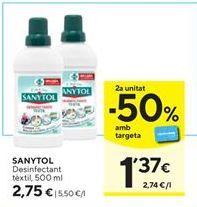 Oferta de Desinfectante Sanytol por 2,75€
