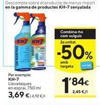 Oferta de Limpiadores KH-7 por 3,69€