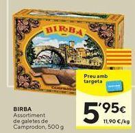 Oferta de Galletas Birba por 5,95€