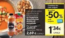 Oferta de Gazpacho Alvalle por 2,69€