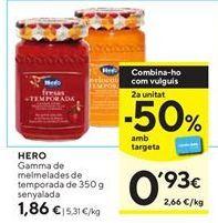 Oferta de Mermelada  por 1,86€