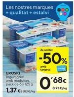 Oferta de Salsas Ligeresa por 1,99€