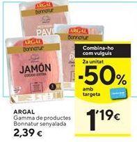 Oferta de Loncheados Argal por 2,39€
