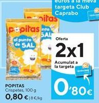 Oferta de Popitas por 0,8€