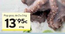 Oferta de Pulpo por 13,95€