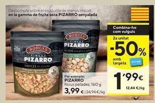 Oferta de Nueces Borges por 3,99€