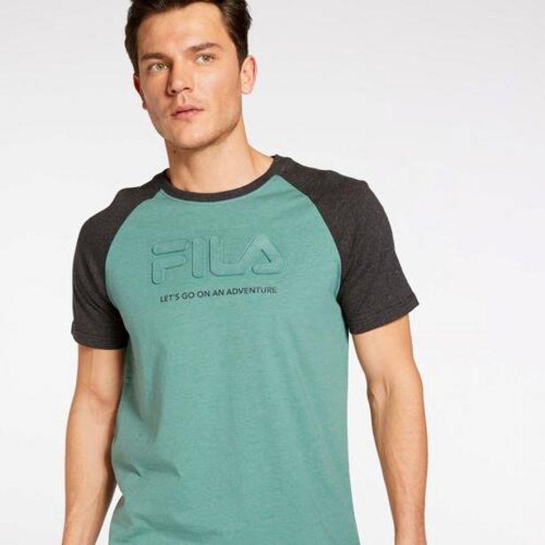 Oferta de Camiseta Fila por 12,99€