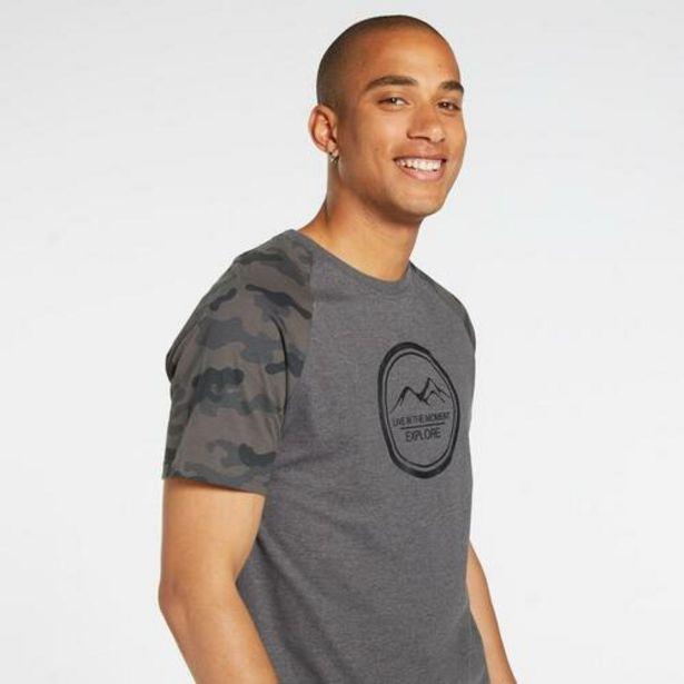 Oferta de Camiseta Montaña Boriken por 7,99€