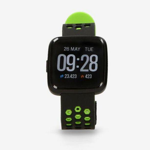Oferta de Smartwatch Innova Blizzard Watch Square Hr por 19,99€