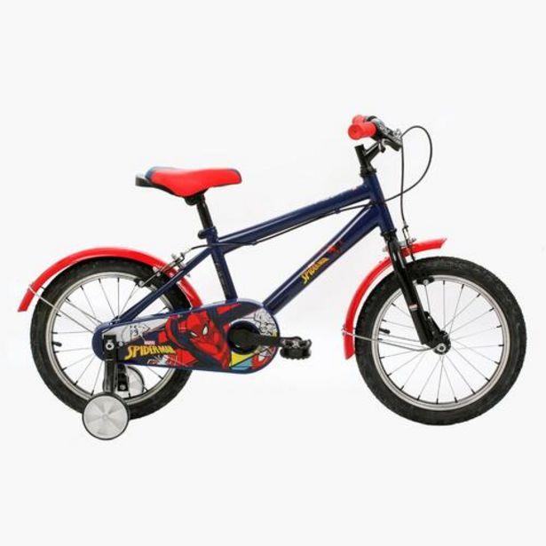 "Oferta de Bicicleta Spiderman 16"" por 129,99€"