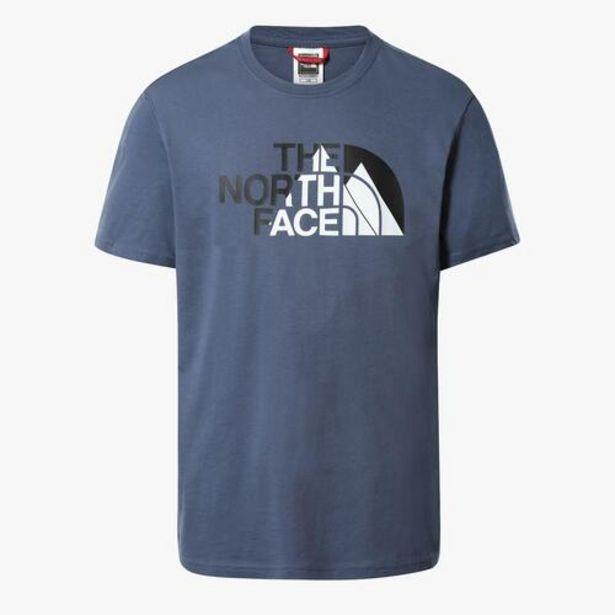 Oferta de Camiseta Montaña The North Face por 19,99€