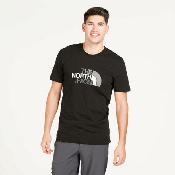 Oferta de Camiseta The North Face Negra por 19,99€