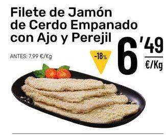 Oferta de Filetes de cerdo por 6,49€