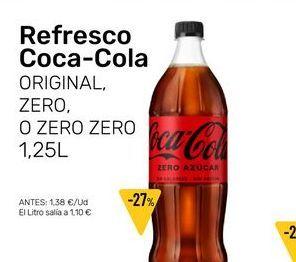 Oferta de Refresco de cola por 1€