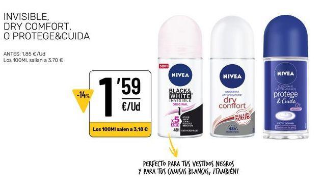 Oferta de Desodorante por 1,59€