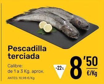 Oferta de Pescadilla por 8,5€