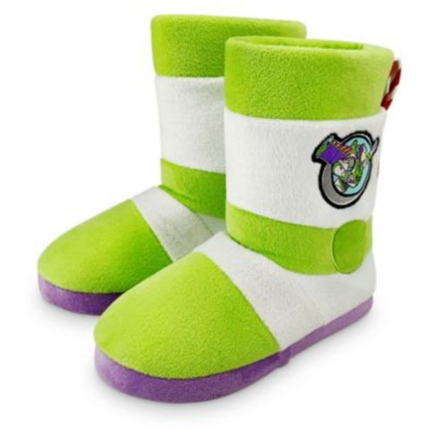 Oferta de Zapatillas infantiles Buzz Lightyear, Toy Story, Disney Store por 13,2€