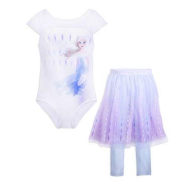 Oferta de Maillot y tutú infantil Elsa, Frozen 2, Disney Store por 18€