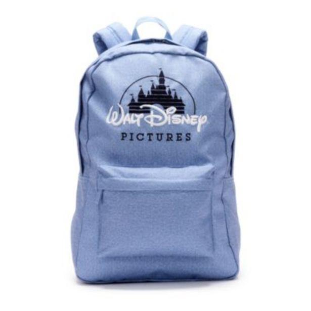 Oferta de Mochila Walt Disney Pictures, Disney Store por 28€