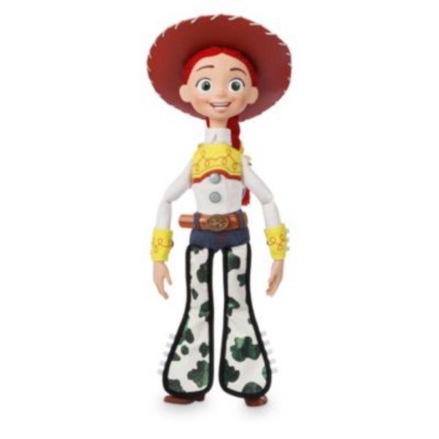 Oferta de Figura de acción con voz Jessie, Disney Store por 37€