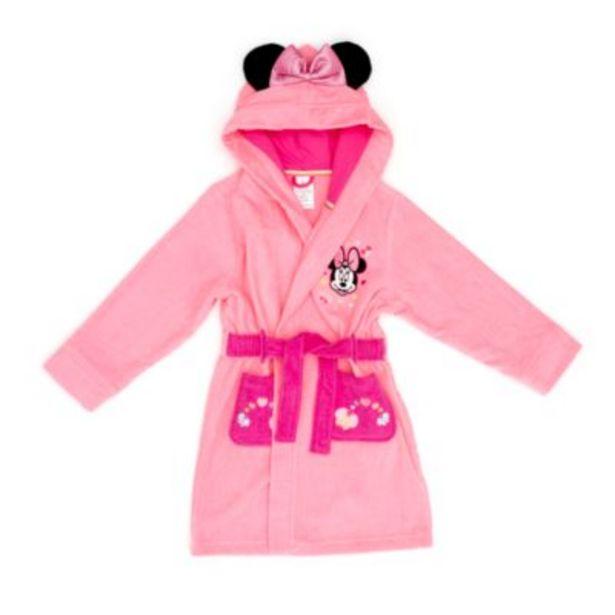 Oferta de Bata infantil Minnie Mouse, Disney Store por 30€