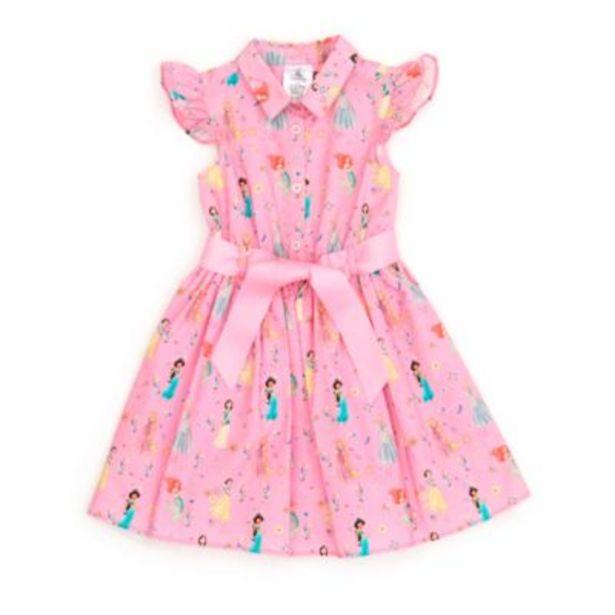 Oferta de Vestido infantil princesas Disney, Disney Store por 21€