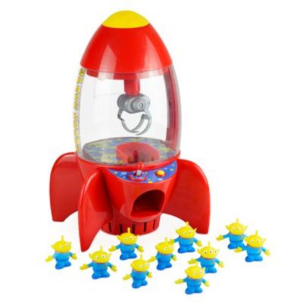 Oferta de Plataforma espacial Pizza Planet, Toy Story, Disney Store por 40€