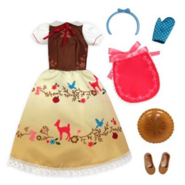 Oferta de Paquete accesorios Blancanieves, Disney Store por 10€