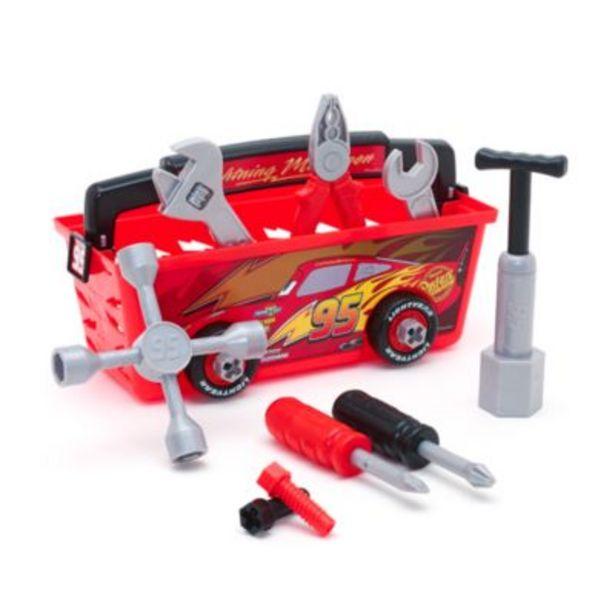 Oferta de Caja de herramientas de Disney Pixar Cars 3 por 18€