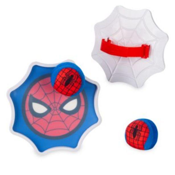 Oferta de Set para lanzar y atrapar pelotas Spider-Man, Disney Store por 10,15€