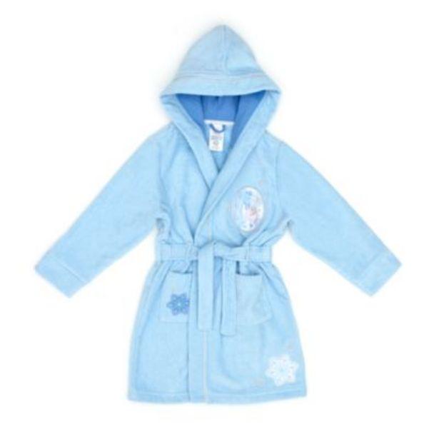 Oferta de Albornoz infantil Frozen 2, Disney Store por 30€