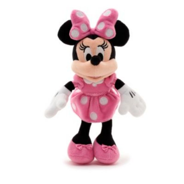Oferta de Peluche pequeño Minnie por 12,9€