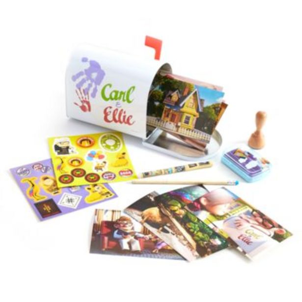 Oferta de Set postales Up, Disney Store por 25€