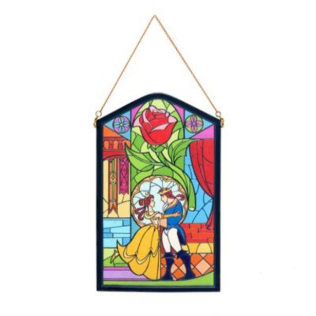 Oferta de Lámina de arte La Bella y la Bestia, Disney Store por 45€
