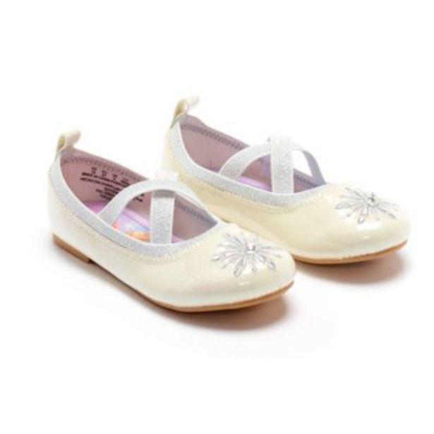 Oferta de Zapatos infantiles Anna y Elsa, Frozen2, Disney Store por 23€