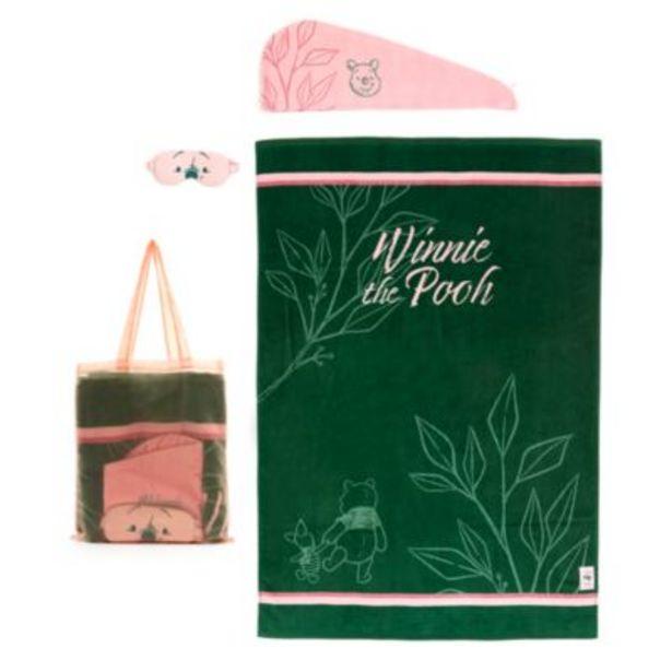 Oferta de Set bienestar Winnie The Pooh, Disney Store por 35€
