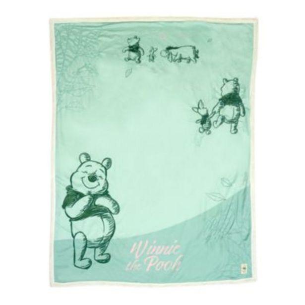 Oferta de Manta polar Winnie the Pooh y sus amigos, Disney Store por 48€