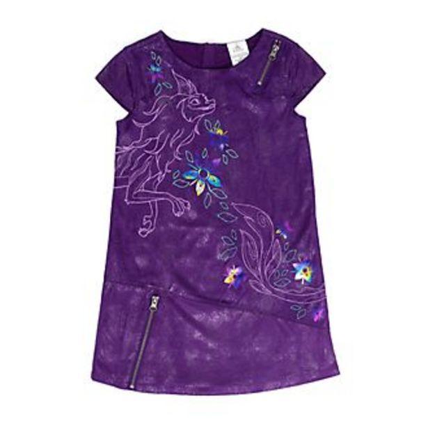 Oferta de Vestido infantil Sisu, Raya y el último dragón, Disney Store por 30€