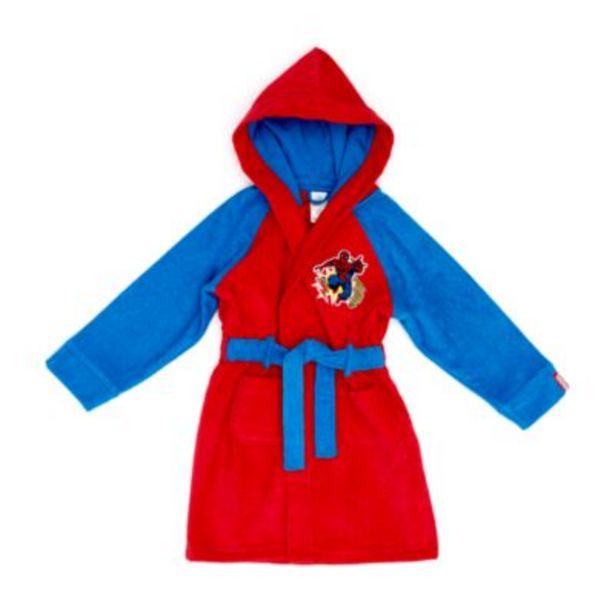 Oferta de Albornoz infantil Spider-Man, Disney Store por 30€