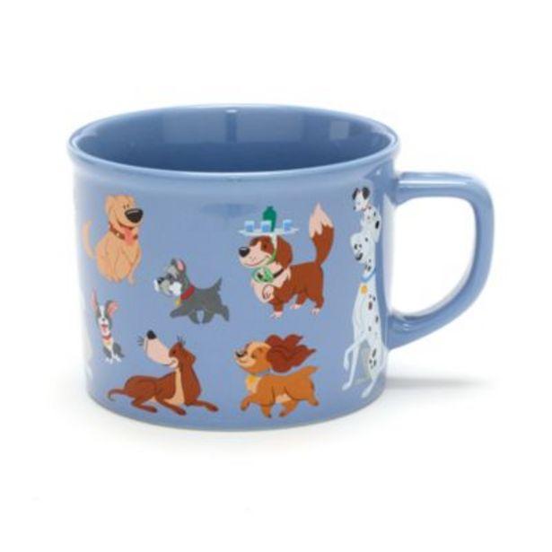Oferta de Taza perros Disney, Disney Store por 11,2€