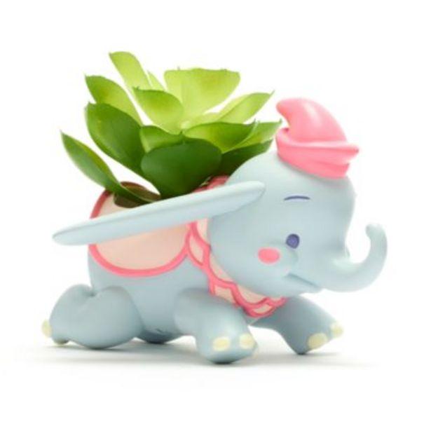 Oferta de Walt Disney World maceta planta artificial Dumbo por 18€