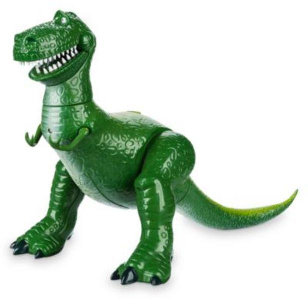 Oferta de Figura de acción con voz Rex, Disney Store por 29,6€