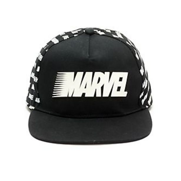 Oferta de Gorra Marvel para adultos, Disney Store por 13,2€