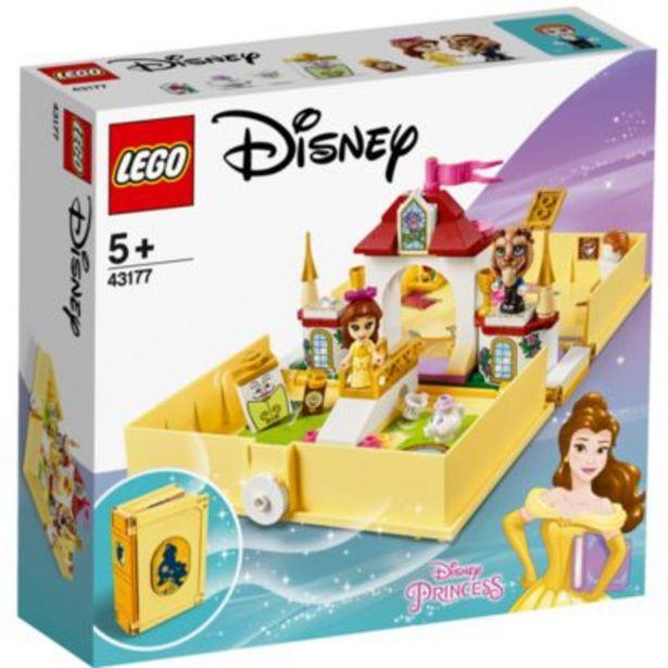 Oferta de Cuentos e historias Bella, LEGO (set 43177) por 20€