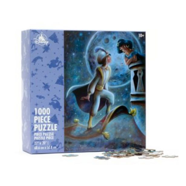 Oferta de Walt Disney World puzle Aladdín (1.000piezas) por 14€