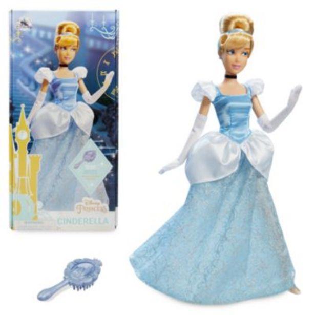 Oferta de Muñeca clásica La Cenicienta, Disney Store por 17,9€