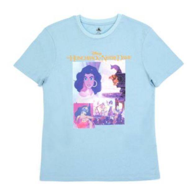 Oferta de Camiseta El Jorobado de Notre Dame para mujer, Disney Store por 22€