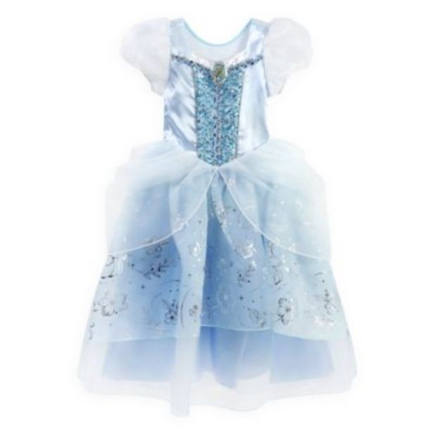 Oferta de Disfraz infantil La Cenicienta, Disney Store por 50€