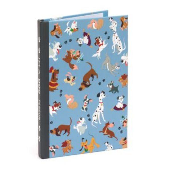 Oferta de Set cuaderno y notas adhesivas perros Disney, Disney Store por 6€