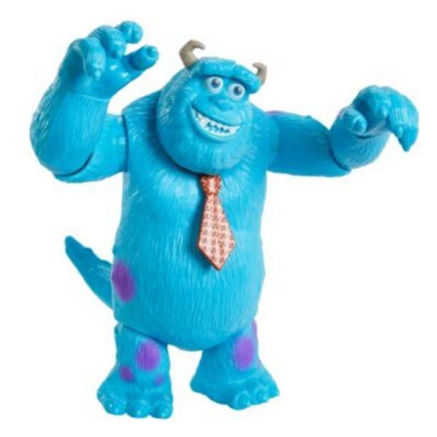 Oferta de Mattel figura de acción Sulley, Monstruos a la obra por 17€